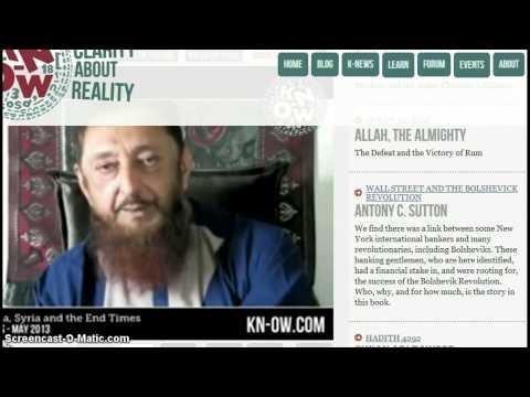 Bilderberg 2013, Illuminati War Plan to 2020 & Muslim Belief in Virgin Mary and Return of Jesus!