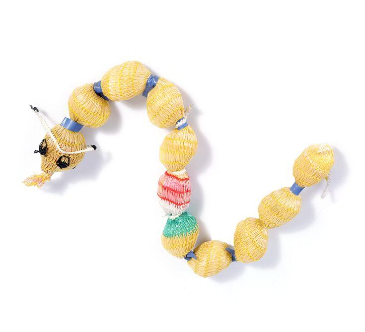 Toy Caterpillar #vladimirarkhipov #foundart #владимирархипов #otherthingsmuseum