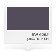 SW 6265 - Quixotic Plum