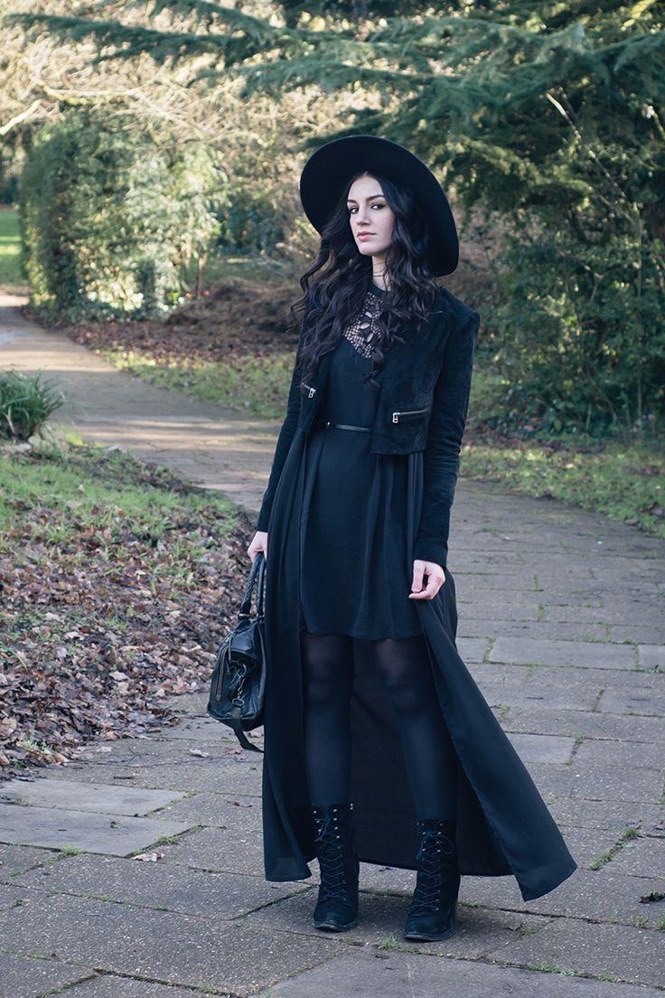 Enchant   Strega fashion, Dark fashion, Gothic fashion