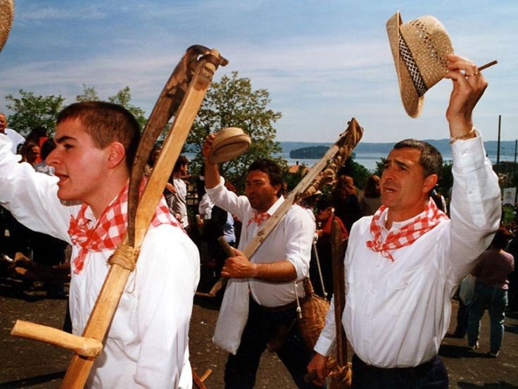La Barabbata,una festa tipica di Marta  Barabbata,a typical parade in Marta