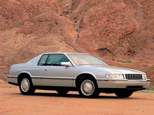 Pin On Cadillac Eldorado 1992 02