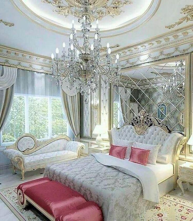 36 Elegant Luxury Bedroom Design Ideas Luxurious Bedrooms Luxury Bedroom Design Bedroom Design