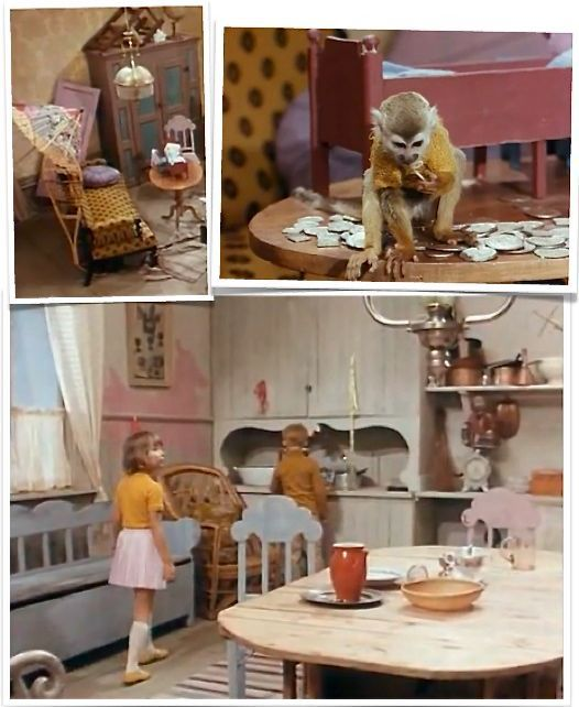 decorating with Pippi