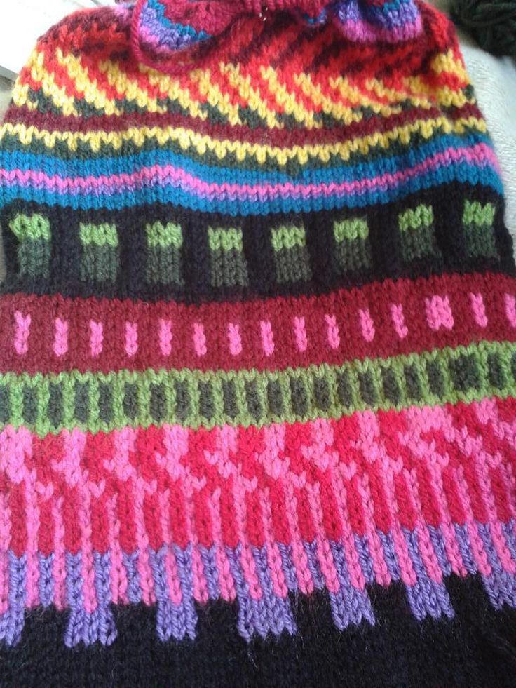 113 best fair isle images on Pinterest   Knitting patterns ...