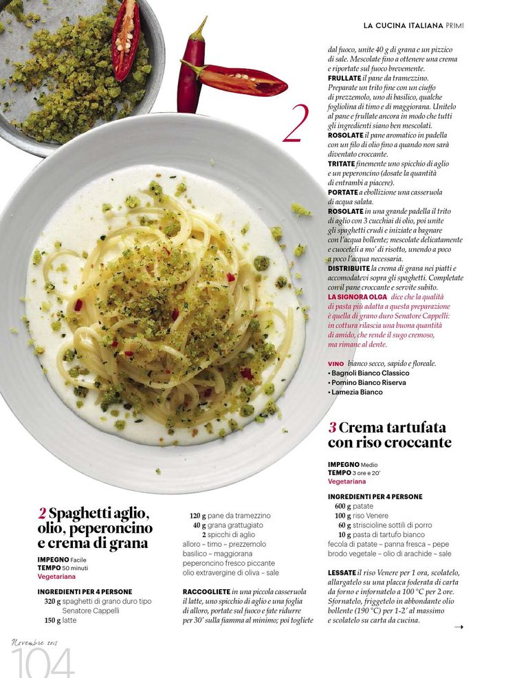 La cucina italiana novembre 2015 by melik - issuu