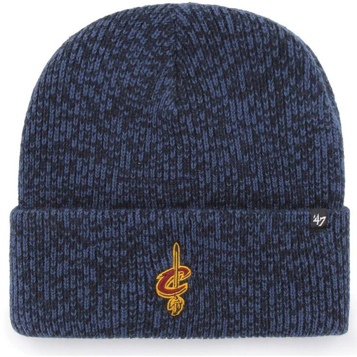 '47 Men's Cleveland Cavaliers Navy Knit Hat, Team
