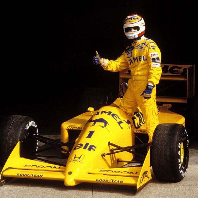 Lotus 100T - Nelson Piquet