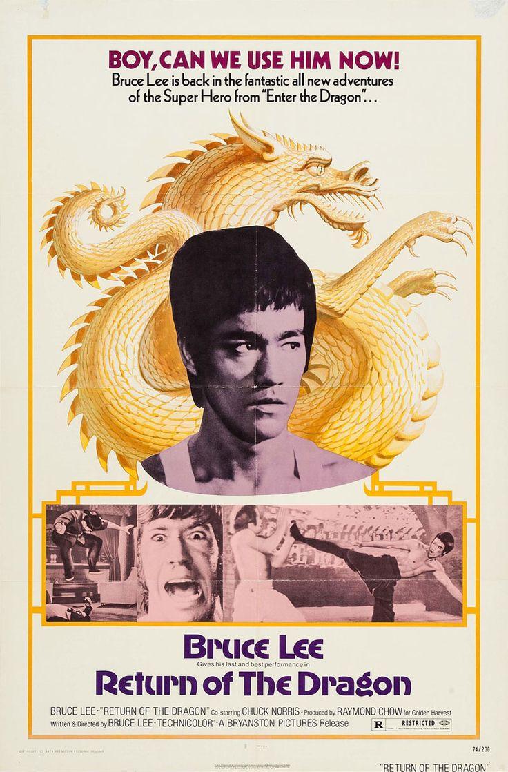 Way of the dragon (1972)