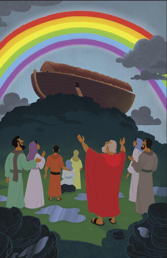 25 Best Noah Images On Pinterest Noah Ark Bible Images
