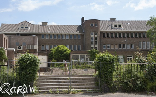 Oude Deventer Ziekenhuis (Geertruiden) juni 2012 | http://blog.qdraw.nl/?p=1670