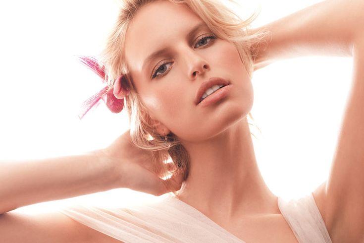Karolina Kurkova Is Ethereal in Stockton Johnsons Vogue China Shoot