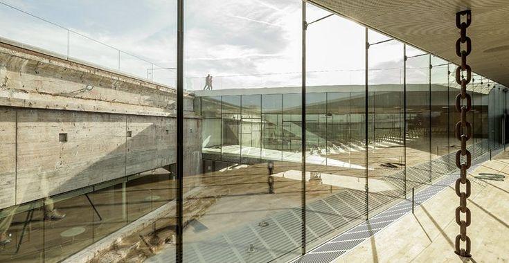 Danish National Maritime Museum, Elseneur, 2013 - BIG - Bjarke Ingels Group