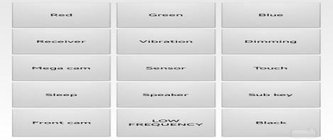 *#0*# #Samsung Akıllı Telefonlarındaki Gizli Menü http://www.neolsunki.com/4894-0-samsung-akilli-telefonlarindaki-gizli-menu.html