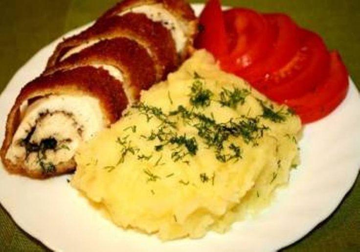 Рецепт приготовления котлет по-киевски из курицы