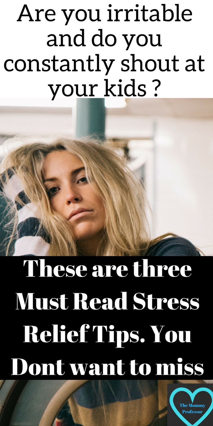 stress relief tips for moms / http://themommyprofessor.org/three-stress-relief-tips-every-mom-needs-to-read/