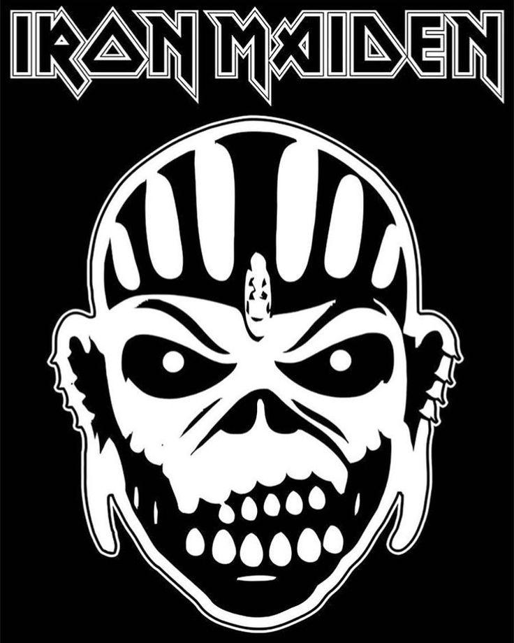 291 Best Iron Maiden Images On Pinterest