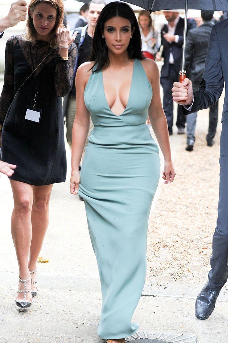 Kim kardashian maxi dress 2018 movies