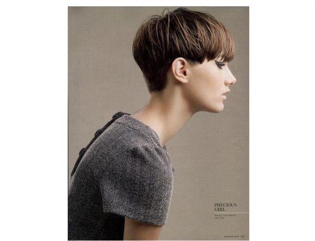 Modne krótkie fryzury, które odmłodzą cię na wiosnę - Strona 17