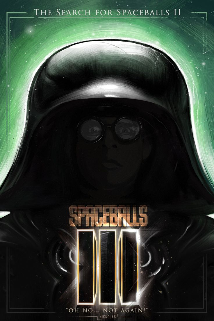 Spaceballs III by Nikkolass Smith