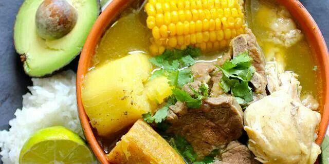 sancocho more sancocho colombiano colombian food latin food colombian ...