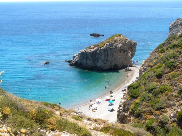 Kaladi beach, Kythira, Greece (Καλαδί, Κύθηρα)