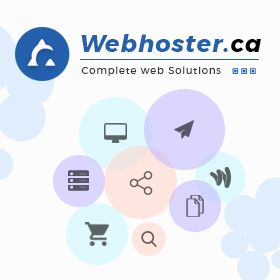 Webhoster.ca is a top #web design company that provides high quality web design services at #affordable prices in #Toronto, #Ontario, Canada. Browse our website to check out our Website Packages or our Custom Service for specialty work. Contact us today!