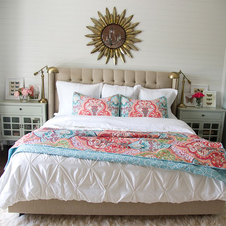 134 best beautiful bedrooms images on pinterest
