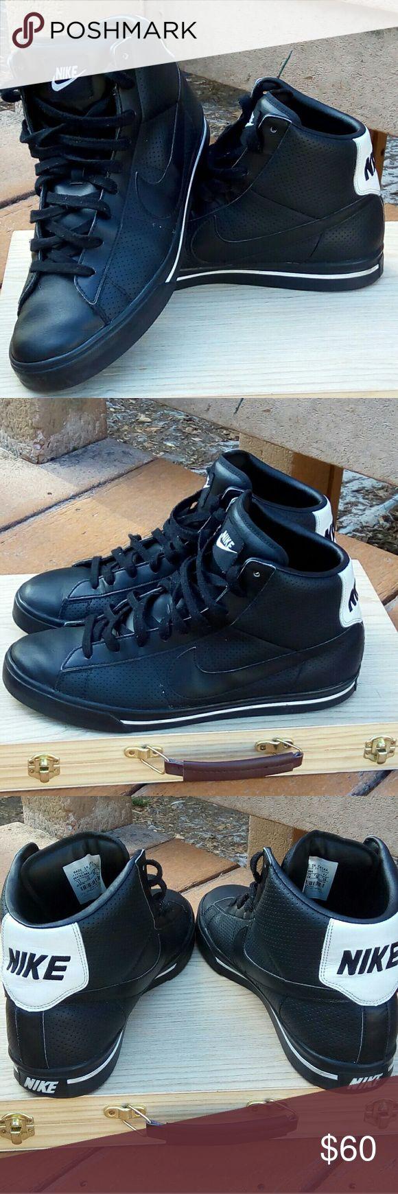 Men high top shoes Men Nike Flights basketball shoes Nike Shoes Sneakers