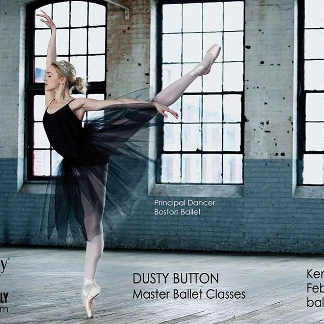 Ballet in the City has partnered with Discount Dance Supply for a chance to dance with Dusty Button and receive a leotard from the Mariia collection! Win a spot in Dusty's Master Classes at Kent State University on February 12. To win: Repost this picture and tag Ballet in the City (@balletincity), Discount Dance Supply (@discountdance) and Dusty Button (@dusty_button) and hashtag #dustyinthecity. Winners will be announced on Ballet in the City & Discount Dance Supply's social media on…