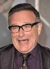 "LOVE Robin Williams.  Williams briefly studied political science before enrolling at Juilliard to study theatre. After graduation, he performed in night clubs where he was discovered for the role of Mork on an episode of ""Happy Days"" (1974) and the subsequent ""Mork & Mindy"" (1978) TV series. Williams' wild comic talent involves a great deal of improvisation, following in the footsteps of his idol, Jonathan Winters. Williams has also proven to be an effective dramatic actor."