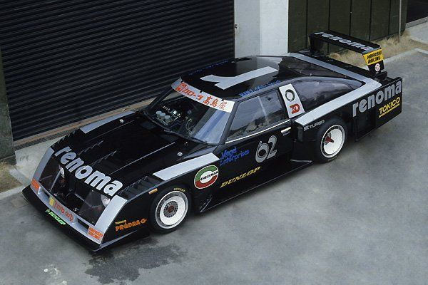 Toyota Celica XX Turbo Gr.5