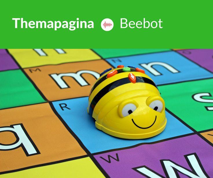 Beebot - Miranda Wedekind, Onderwijsbegeleiding.