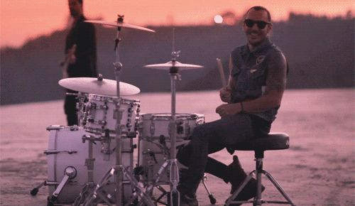 "Shannon Leto - ""City of Angels"" #MARSgif"