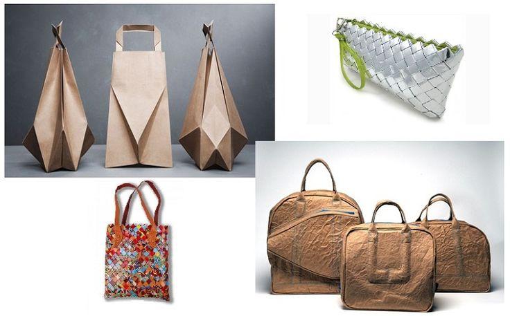 torebki z papierków