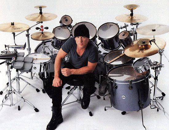 Drummerworld: Stephen Perkins