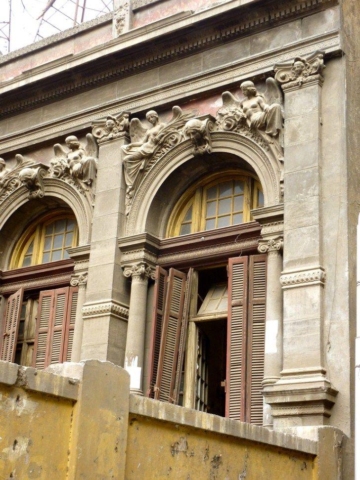 Abandoned building egyptian arab sex