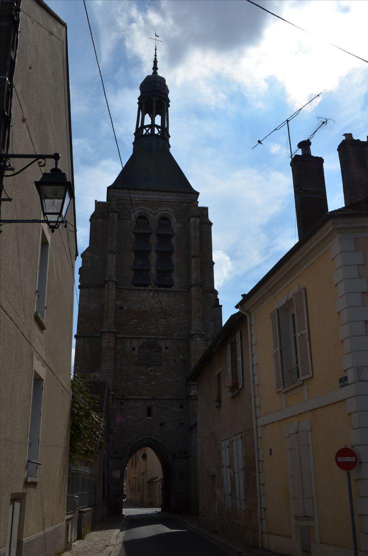 Provins - Tour Notre-Dame-du-Val