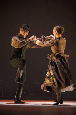 #Hungarian #Folk dancers