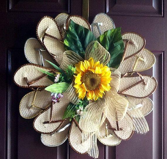 Flip Flop #Wreath