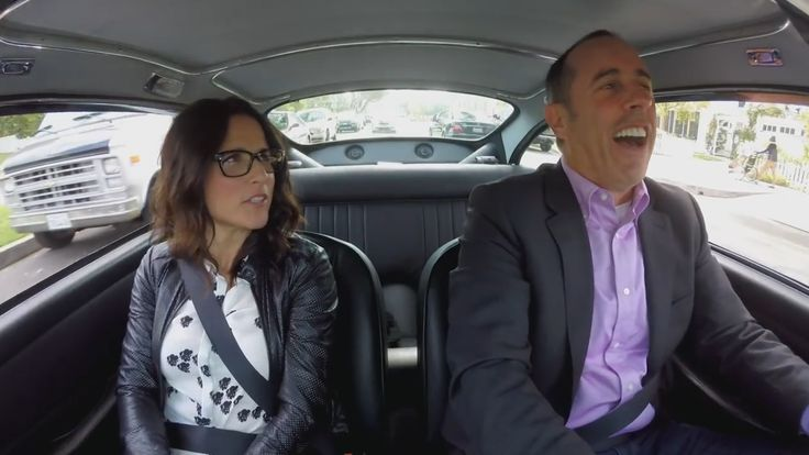 Netflix has been on a comedy spending spree, shoveling out huge sums of cash for standup specials from Chris Rock, Dave Chapelle, Amy Schumer, and now Jerry Seinfeld. The production deal also calls for 24 new episodes of Seinfeld's hit series, Comedians in Cars Getting Coffee. So far, 55 episodes of the freeform interview show have been streamed 100 million times on Crackle. You know, Crackle, home to original online programming like Joe Dirt 2: Beautiful Loser.