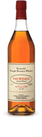 Pappy Van Winkle 12 Year Old Bourbon 750ml