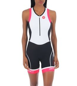 Castelli Womens Free Donna Tri Distance Suit at SwimOutlet.com