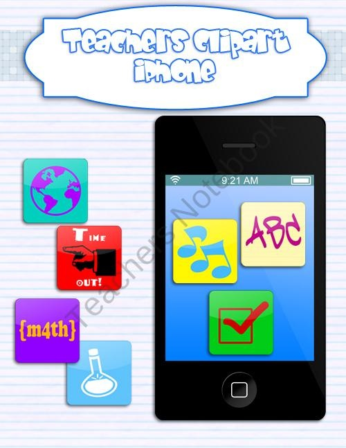 best free clip art app for iphone