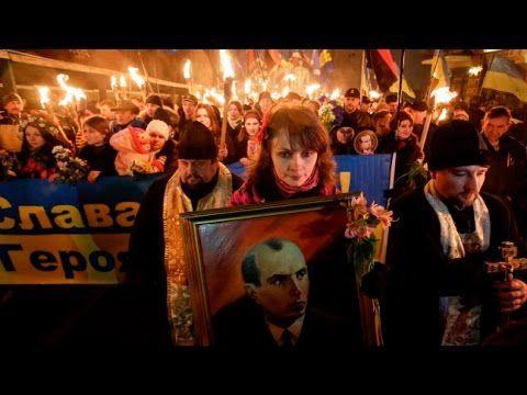 A UCRÂNIA HOJE - Assassinatos em massa no coração da Europa