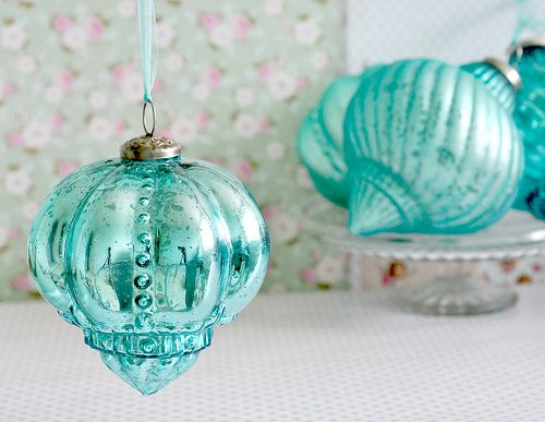 Extra Large Shabby Baubles