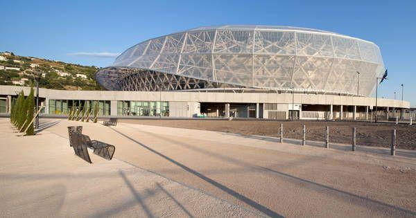 Allianz Riviera Stadion Nizza, Wilmotte & Associés