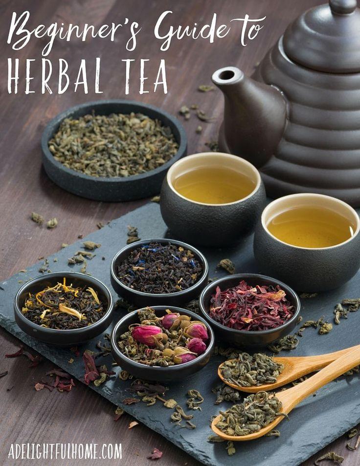 Beginner's Guide to Herbal Tea