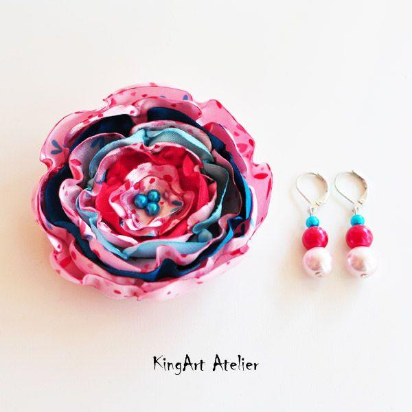 Joyful set by KingArt Atelier