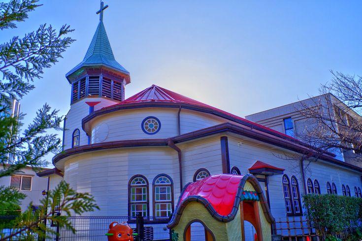 金沢聖霊修道院聖堂